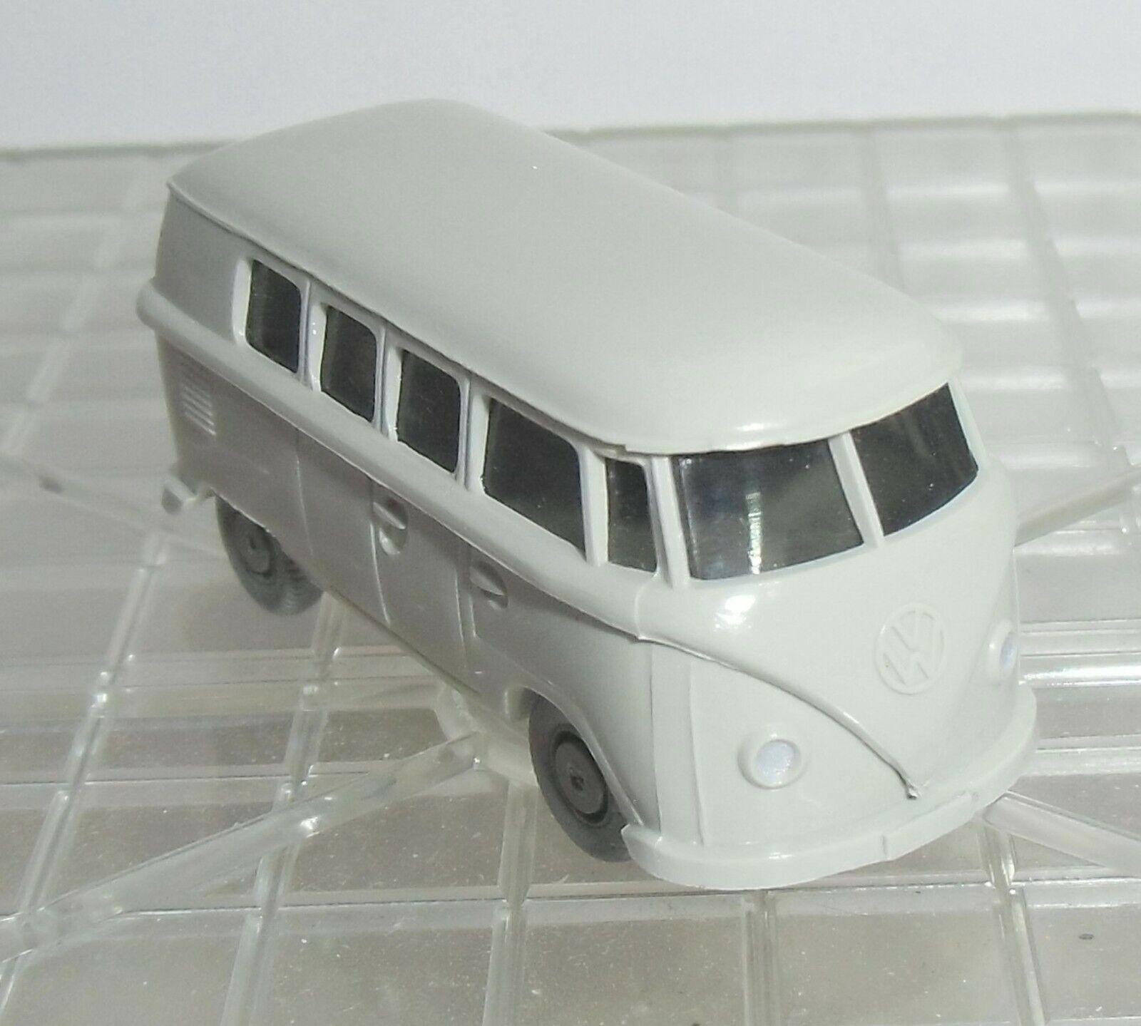 tienda de descuento Wiking 323  VW VW VW t1, autobús, kieselgris  barato