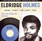 Now That I've Lost You Allen Toussain 0030206200386 by Eldridge Holmes CD