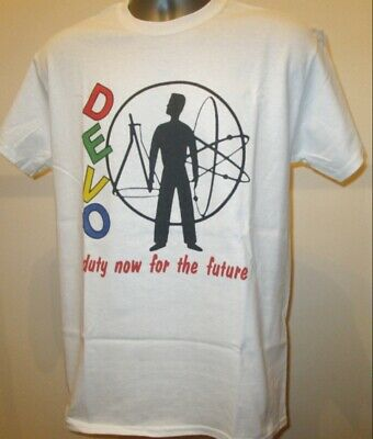 New DEVO DUTY NOW FOR THE FUTURE Men/'s Long Sleeve Black T-Shirt Size S-3XL