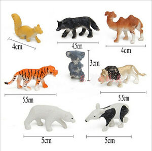 8Pcs-Set-Simulation-Animal-Lion-Koala-Camel-Model-Toys-For-Children-Kids-Gift