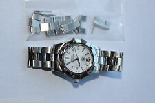 TAG Heuer Aquaracer Women's Stainless Steel Watch Mother of Pearl Dial WAF1414