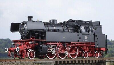 Attento Mbw Traccia 1 Locomotiva A Vapore Br 66 Wendezuglok Digital Sound Conf. Orig. Disabilità Strutturali