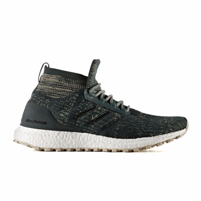 fc62d6f2b adidas Ultra Boost Mid ATR Ltd Green Night Trace Cargo Cg3002 Mens ...