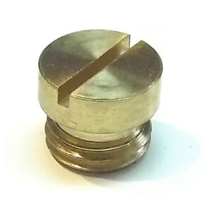 Progression-hole-inspection-cover-screw-8mm-EARLY-Weber-38-40-42-45-48-DCOE-DCOM