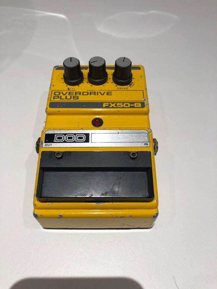 Overdrive plus , DOD FX50-B