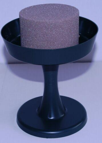 artificial Tazón de fuente verde es producto compota y Oasis Sec Cilindro de espuma floral seco