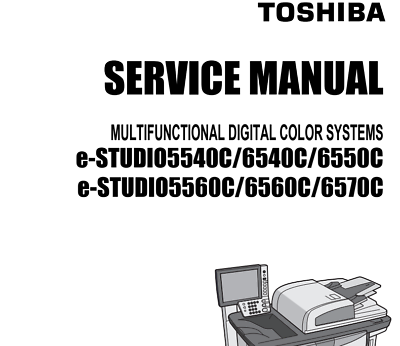 Ricoh Pro 8100Se 8110Se 8120Se Service manual parts and diagrams