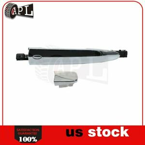 TUPARTS Exterior Door Handle Front Driver Left Side Replacement for 2009-2014 Nissan Murano 2013-2016 Nissan Sentra
