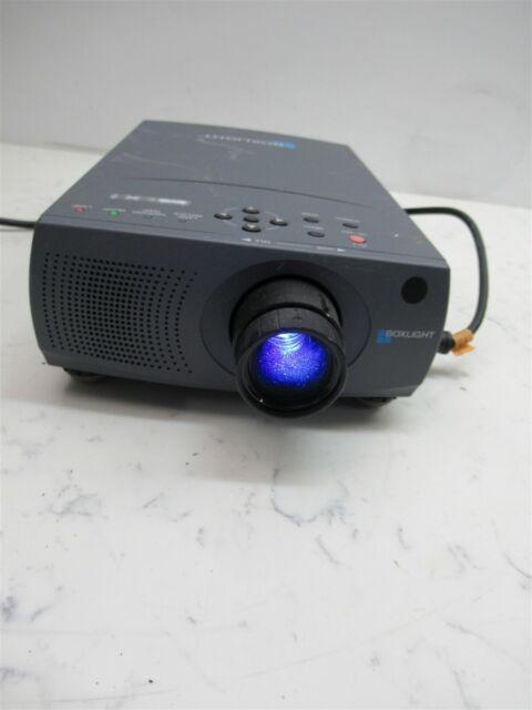 Boxlight XP-5t Digital Multimedia Data Projector LCD 800 ANSI Lumens