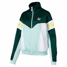 PUMA Women's XTG 94 Fair Aqua Track Jacket 57804134 NEW