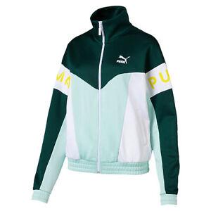 PUMA-Women-039-s-XTG-94-Fair-Aqua-Track-Jacket-57804134-NEW