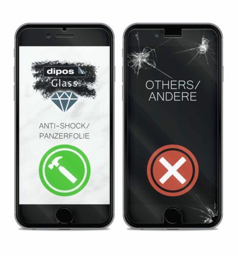 Schutzfolie für Kenuo 15.4 Zoll Anti-Shock klar 9H Display Folie dipos Glass