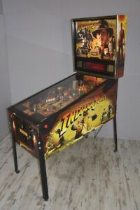 Pinball INDIANA JONES By STERN not Complete Game Ready