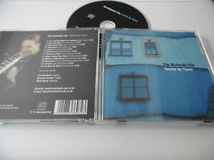 Tim-Richards-Trio-Twelve-By-Three-Album-CD-12-Pistes-2003-Jazz-33-Records