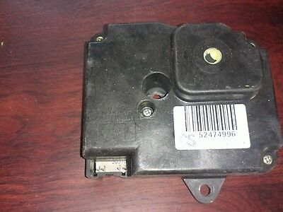 Some 2000-05 Cadillac Deville Temperature Valve Actuator A//C AC Heater 52474878