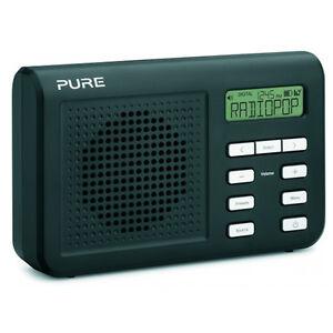 Pure-One-Mi-Series-2-Portable-DAB-Digital-and-FM-Radio-Black