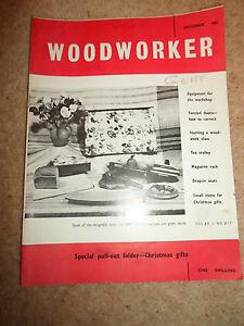 Woodworker-December-1961-Retro-Vintage-Illustrated-Magazine-Advertising