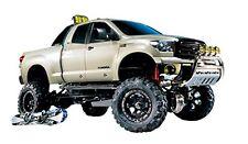 Tamiya RC Toyota Tundra Highlift Radio Controlled Truck