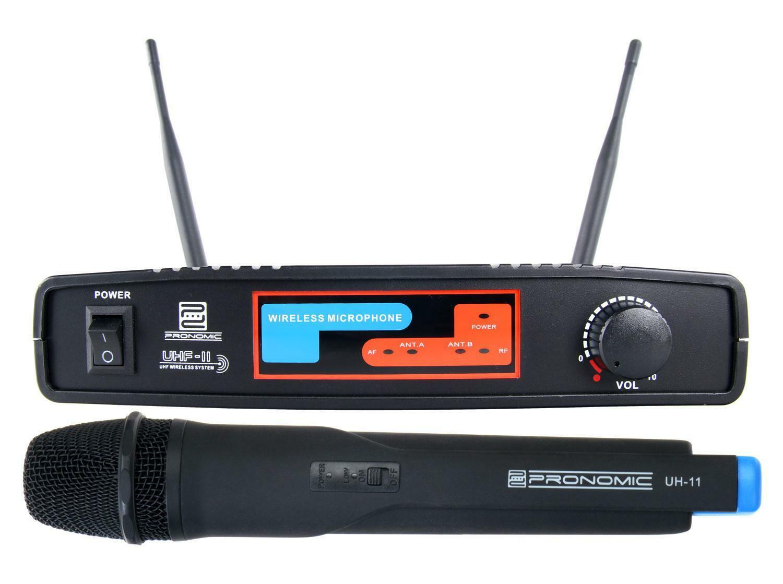marchi di moda SET KIT MICROFONI WIRELESS UHF SENZA FILI KARAOKE RADIOMICROFONO DJ DJ DJ 90 METRI  risparmia il 35% - 70% di sconto