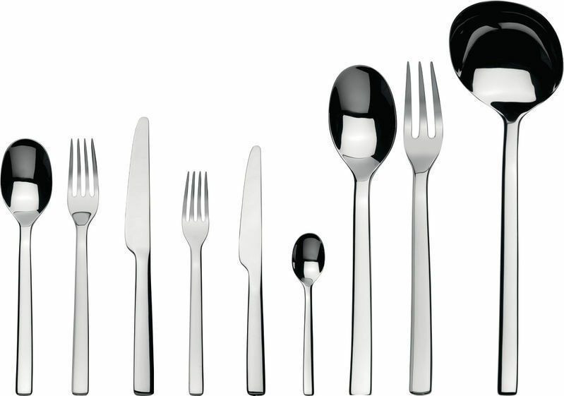 Alessi-collection ovale-REB09S75 - 75 pièce couverts set
