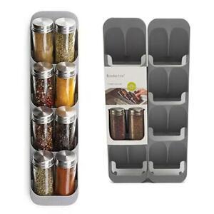 8Drawers-Condiment-Seasoning-Bottle-Cabinet-Storage-Box-Spice-Jar-Rack-Organizer
