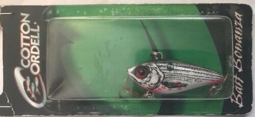 Cotton Cordell        Rattle Spot          Wounded Shad