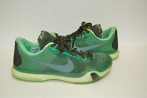 3efc6729 Nike Kobe X 10 Poison зеленый