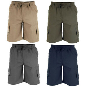 Mens-Quality-Big-Size-Duke-D555-Cargo-Shorts-3XL-6XL