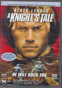 A-Knight-039-s-Tale-DVD-Movie-Heath-Ledger-FREE-POST