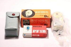 Vintage-NATIONAL-Hyper-Flash-Modele-BII-B2