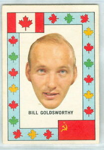 Bill-Goldsworthy-1972-73-OPC-039-72-O-Pee-Chee-Team-Canada-Insert-NHL-Card-12-EXM