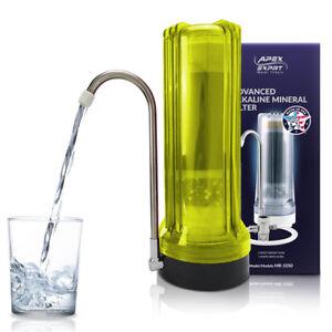Apex Mr 1050 Countertop 5 Stage Alkaline Ph Drinking