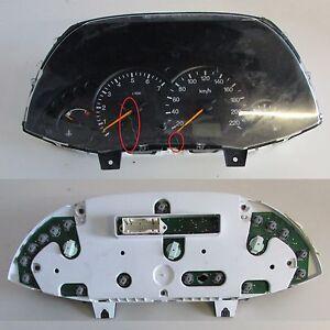 Dettagli Su Quadro Strumenti Completo Ford Focus Mk1 98ap 10841 Bc Usato 7172 46 3 D 7