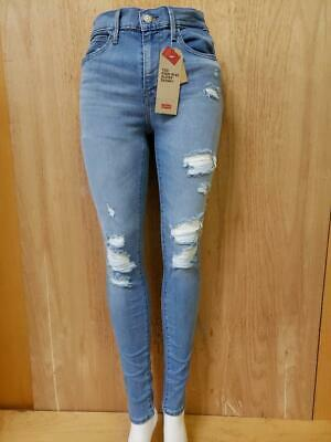 super service 100% quality quarantee top-rated latest LEVI'S WOMEN'S 720 HIGH RISE SUPER SKINNY ZIP FLY STRETCH JEANS ROGER THAT  | eBay