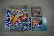 Adventure Island II: Aliens in Paradise (Nintendo Game Boy)