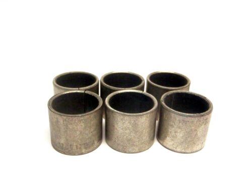 Lot of 6 Garlock Bushing BR04-12DU12 0.75 x 0.88 x 0.88
