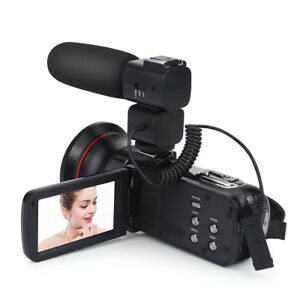 Ordro-HDV-Z20-WIFI-3-in-environ-7-62-cm-LCD-Camera-Video-Telecommande-Camera-Microphone-Al