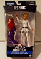 Marvel Legends Series Captain America BAF Red Skull Sharon Carter New MISB