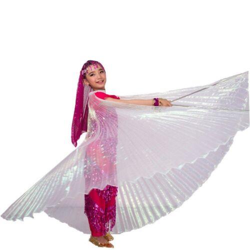 Kids belly dance wings dancing isis wings bellydance accessories children