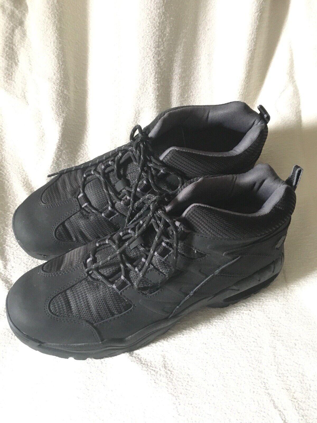 Harley Davidson botas de travesía para hombre Jett Cuero. 94350 tamaño 13 M