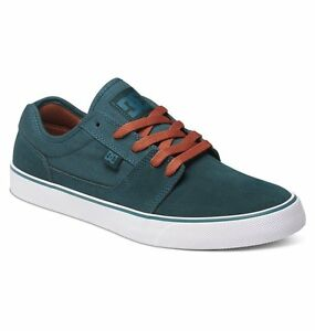 Dettagli su Scarpe Basse Uomo Skate DC Shoes Tonik Deep Jungle Chaussures Zapatos Schuhe