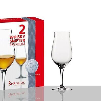 4 WHISKY SNIFTER PREMIUM SPIEGELAU NEU in Geschenkvpackung Whiskygläser
