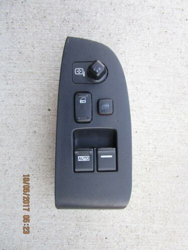 03-04 HONDA ACCORD EX 2D COUPE FRONT DRIVER SIDE MASTER POWER WINDOW SWITCH