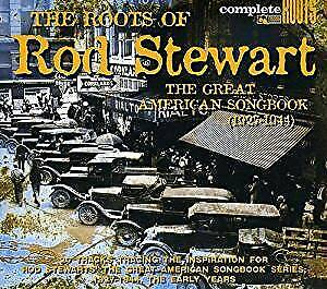 Rod Stewart - Roots Of The Great American Songbook Vol. 1 (NEW CD)