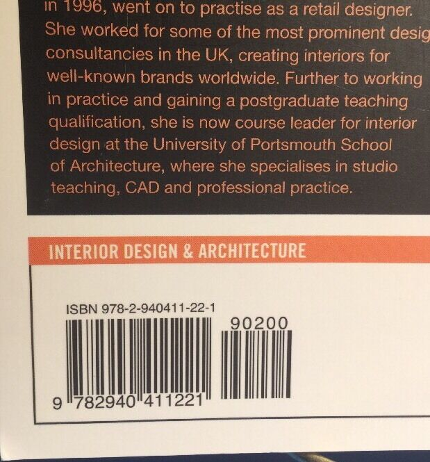 Basics Interior Design Ser Retail Design By Lynne Mesher 2010 Trade Paperback For Sale Online Ebay