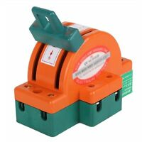 Bqlzr 32a 2 Pole Double Throw Dpdt Knife Safety Disconnect Switch Copper Plated on sale