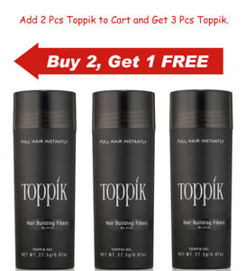 NEW-TOPPIK-Hair-Building-Fibres-27-5g-BUY-2-GET-1-FREE-ADD-2-TO-BASKET