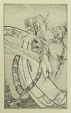 Thomkins, André (1930-185) - Der Ochsenzöllner Lithografie 1975