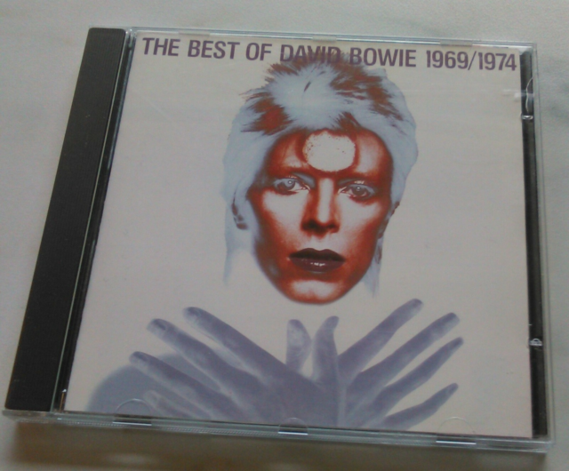 David Bowie: The Best Of David Bowie 1969/1974, rock, Brugt…