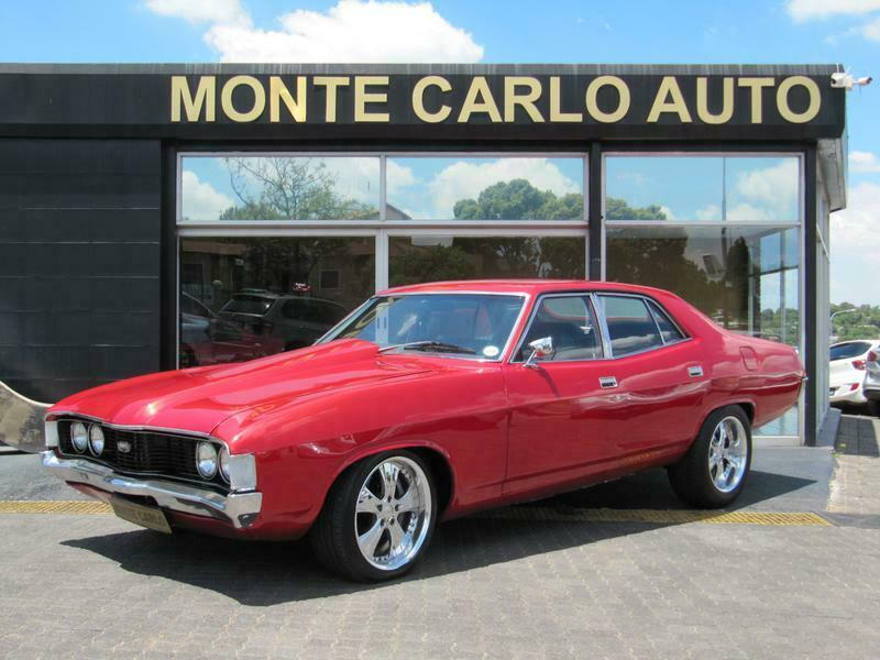 1971 Ford Fairlane 5.0, Red with 1000km available now!